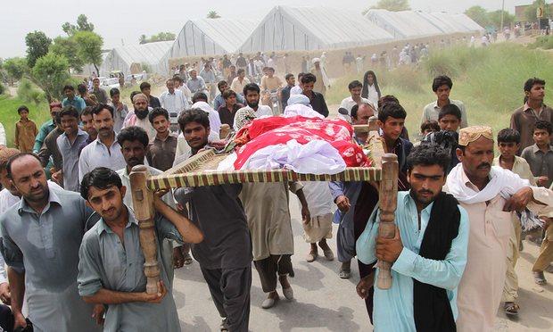 Κηδεία Καντίλ Μπαλοχ