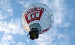 Γύρος του κόσμου αερόστατο