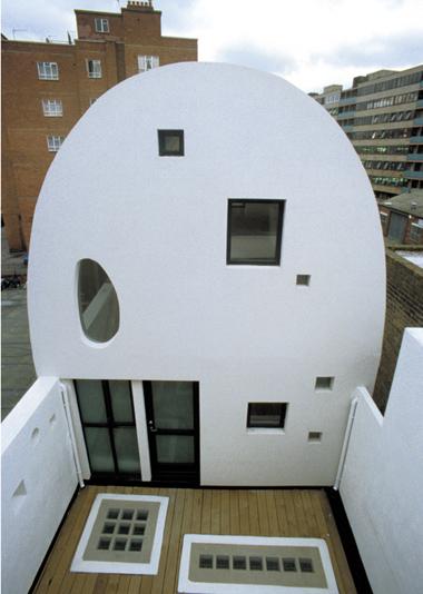Κυκλαδίτικο σπίτι στο Λονδίνο